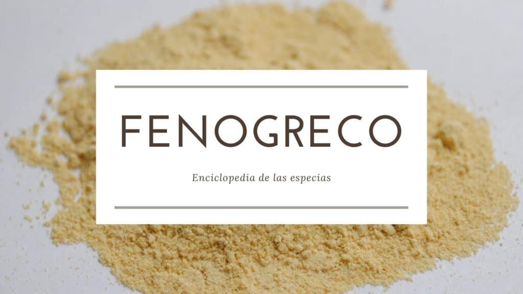Fenogreco | Enciclopedia de las especias | Spirosa